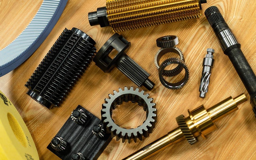 Helios Gear Products - Hobs, Abrasive Tools, Splines, Gears, Hobbed Profiles