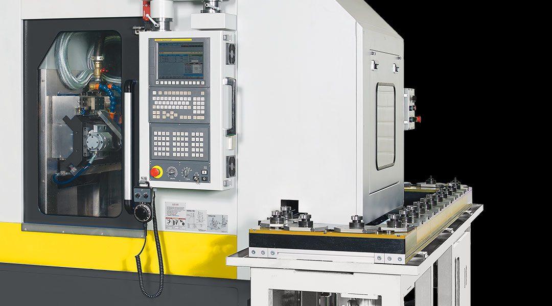 Helios Introduces Hera 150 CNC Gear Hobbing Machine