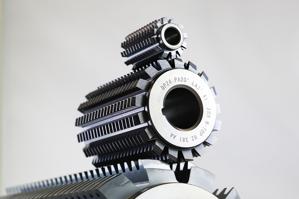 Helios Gear Products - Hobbing Technology - Hob Stack