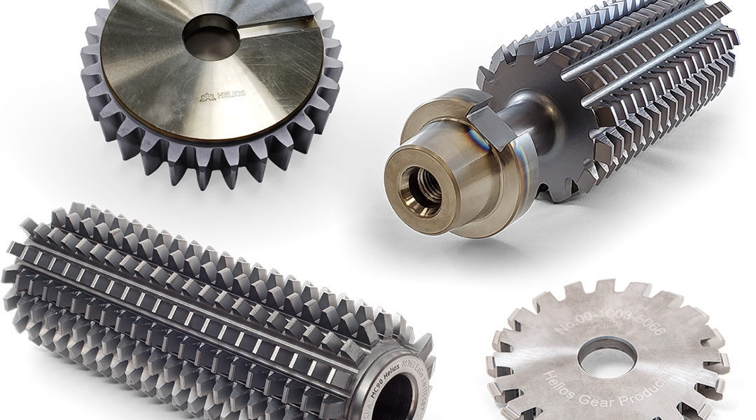 Helios Expands Gear Cutting Tool Solutions
